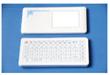 Touchpad Backed Ultra-Thin Mini Bluetooth Keyboar