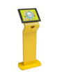 Freestanding Self-Service Touch Screen