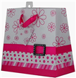 Lady Underwear Carrier Bag