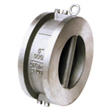 Wafer Due Plate Check Valve