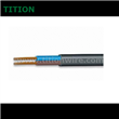 VDE PVC InsulationFlat Power Cord