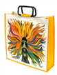 Custom woven shopping bag