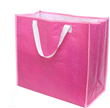 Reusable woven shopping bag