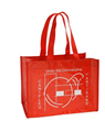 Fashion woven shopping tote bag