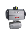 2 Pieces Pneumatic Ball Valve