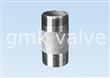 Stainless Steel Threaded Barrel Nipple