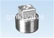 Stainless Steel Square Plug