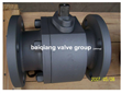 2PC Forged Ball Valve