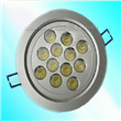 12w Dimmable LED Downlight