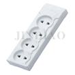 4ways Power Extension Sockets