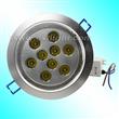 LED Downlight 9x2w