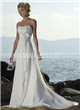 Princess Beach Destination Wedding Dress