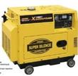 3KW Diesel Silent Generator