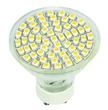 60 SMD GU10 LED Lamp