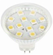 12 SMD MR16 LED Lamp