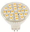 24 SMD MR16 LED Lamp