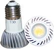 Cob led E27 3W