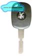 PEUGEOT 4C4D(Electron) Transponder Key 3