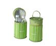 Fashion Basket Cooler Tote Bag
