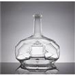 700ml Wine Glass Bottle