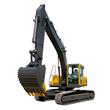 80 Ton Tracked Excavator