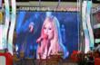P10 SMD full color LED light display