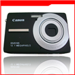 Cannon Black Digital Camera