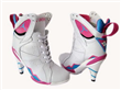 Jordan Women High Heel, Jordan 7 High Heel Shoes