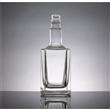 2012 New Style Transparent Glass Bottle V75040