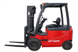 Advanced LPG Forklift Truck