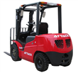 Great Reliability LPG Forklift Truck