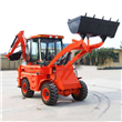 Small Backhoe Digger