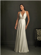 Wedding Dress Beaded Embroidered