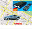 Hot-Sale GPS Real-Address Car Alarm