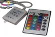 12V 24key infrared rgb remote control for LED RGB