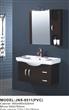 Elegant PVC Bathroom Cabinet