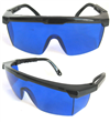 Red Laser Protection Goggles