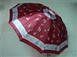 Deep red Umbrella