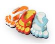 Cute Shoe USB Flash Drives