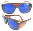 Red Laser Protection Glasses