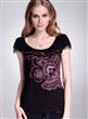 Lady Print T Shirt