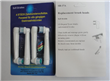 Oral B Vitality Toothbrush Heads