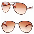 Color Plastic Sun Glasses