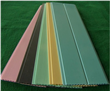 Colorful pvc ceiling and wall panel