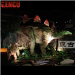 Animatronic Stegosaurus For Indoor And Outdoor