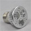 3W E27 LED Spotlight 300mA