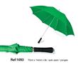 Green Folding Golf Umbrellas