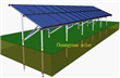 Pile Solar Quick Mounting