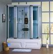 Sliding Integrate Shower Rooms