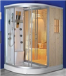 Square Integrate Shower Rooms